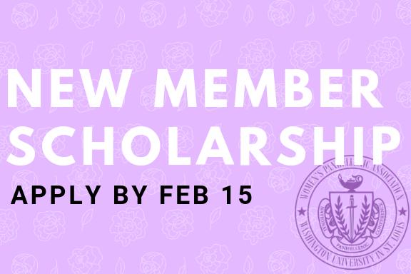 New Member Scholarship